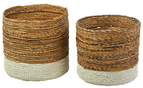 Indonesian Baskets S/2