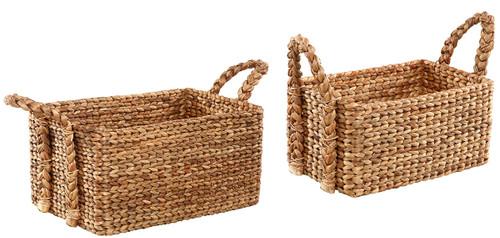Rectangular Fire Log Baskets   s/2