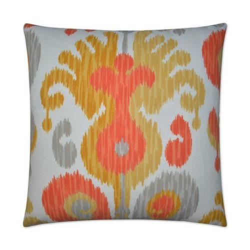 Journey-Orange Pillow