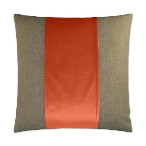 Jefferson Band Pillow | Mango