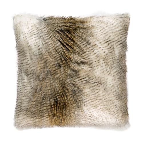 Alaskan Hawk Pillow