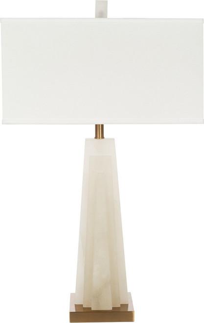 Barclay Butera Aviano Alabaster Lamp