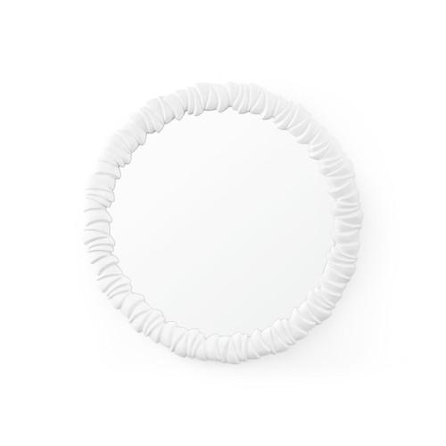 Taza Mirror | White
