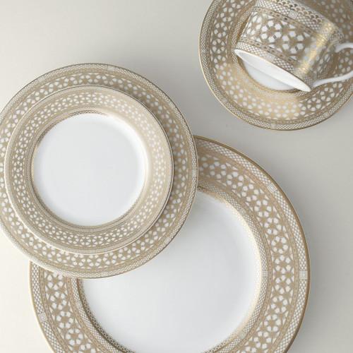 Hawthorne Gilt Dinnerware by Caskata
