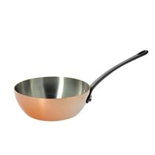 de Buyer Induction Copper  Saute Pan - 1.8 qt*