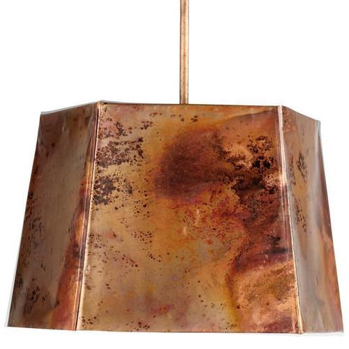 Cyan Design Heritage 1 Light Pendant