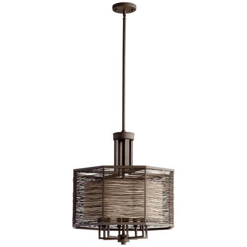 Cyan Design Pascal Eight Light Chandelier