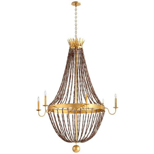 Cyan Design Alessia 6-Light Chandelier