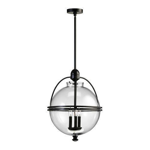 Cyan Design Ornamental Three Light Pendant