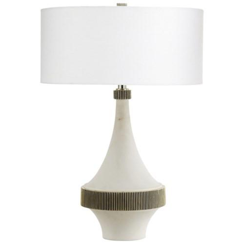 Saratoga Table Lamp by Cyan Design