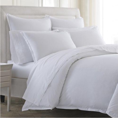 Lorimer Garment Washed Bedding   White