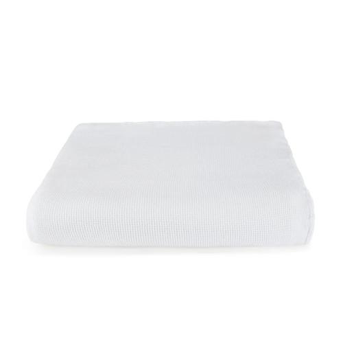 Locanda Bed Blanket  White