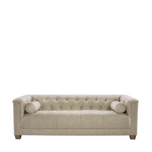 Bergamo Linen Sofa