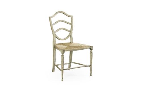 Bodiam Grey Oak Side Chair