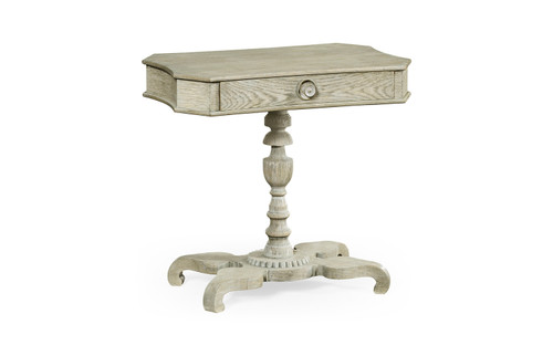 Yarne Grey Oak End Table