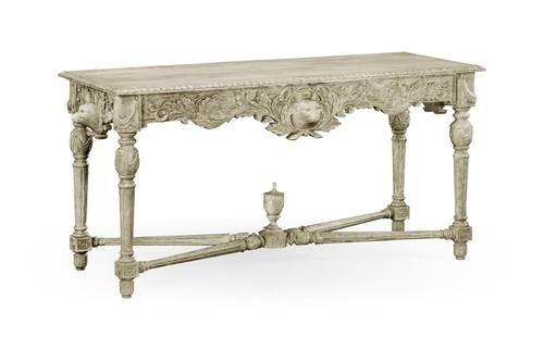 Godwyn Grey Oak Console Table