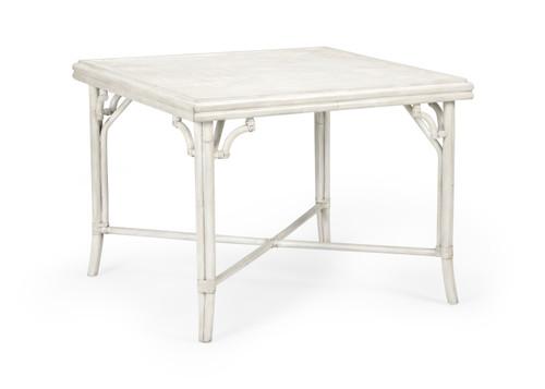 Boca Game Table - White