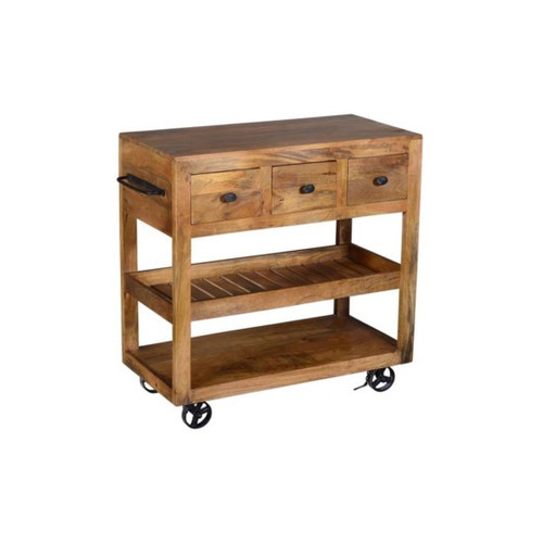 The Forge Kitchen Trolly