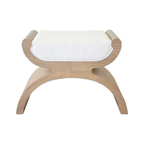 Asian-inspired Janna stool