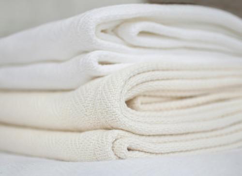 Penobscot Cotton Blanket