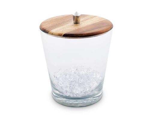 Tribeca Glass Ice Bucket