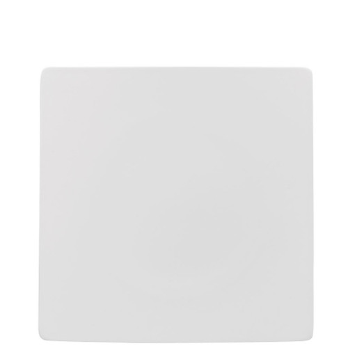 Jade Plate, flat, square, 10 5/8 inch