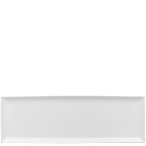 Jade Platter, rectangular, 18 7/8 x 6 3/4 inch