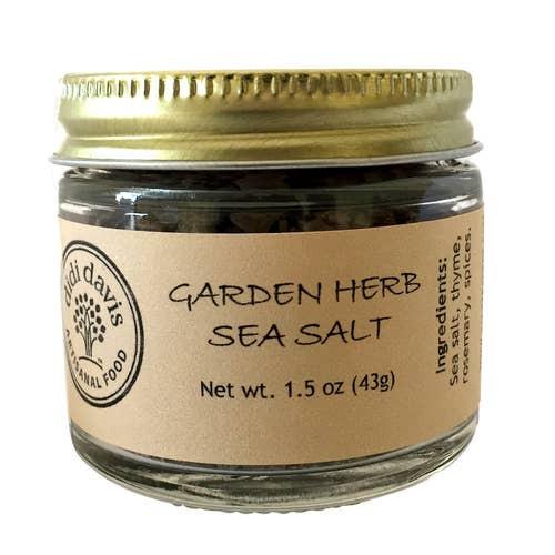 Garden Herb Sea Salt