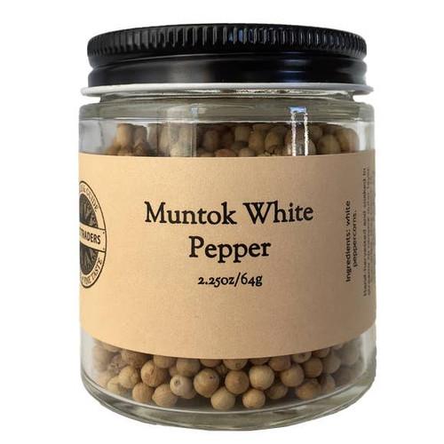 Muntok White Pepper