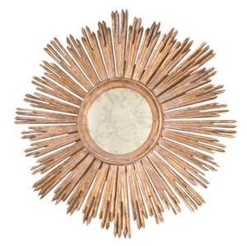 Margeaux Starburst Mirror