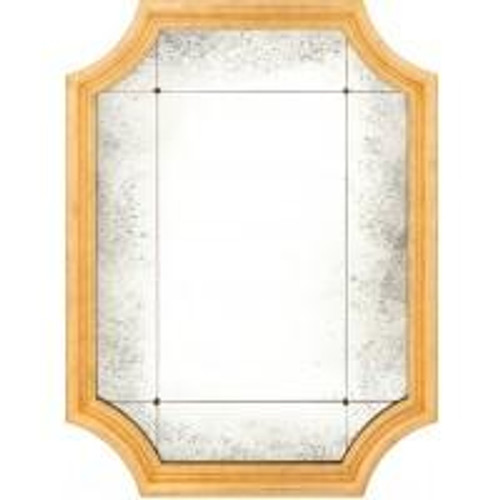 Dore Gold-leaf Mirror by Michael Smith