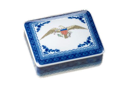 Diplomatic Eagle Box