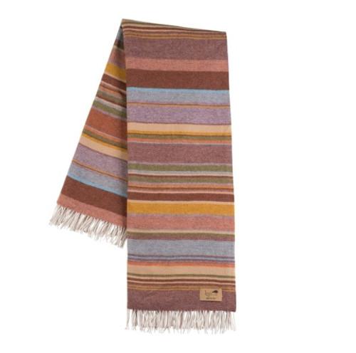 Milano Multi Striped blanket