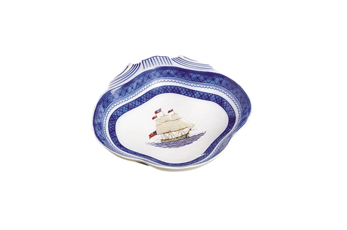 Constitution Shell Dish