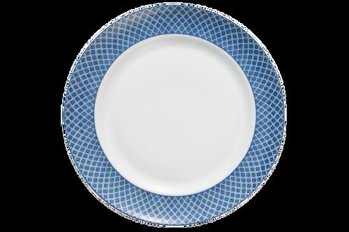 "Blue Dragon Service Plate 12"""