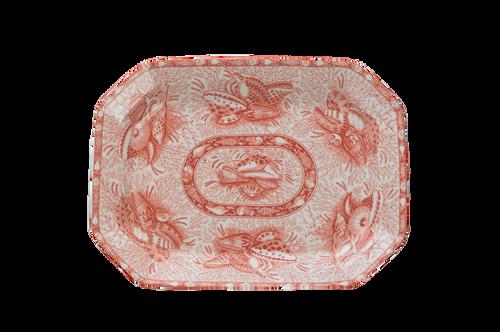 "Coral Torquay 13.5 "" Platter"