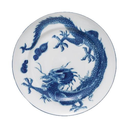 Mottahedeh Blue Dragon