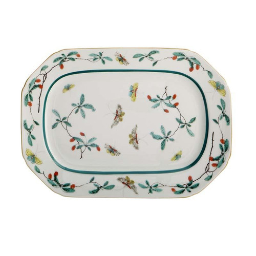 Mottahedeh Famille Verte Cookie Tray