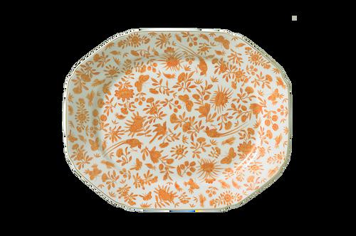 Sacred & Butterfly Octagonal Platter
