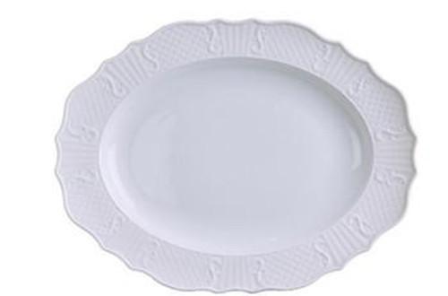 MOTTAHEDEH Prosperity Oval Platter