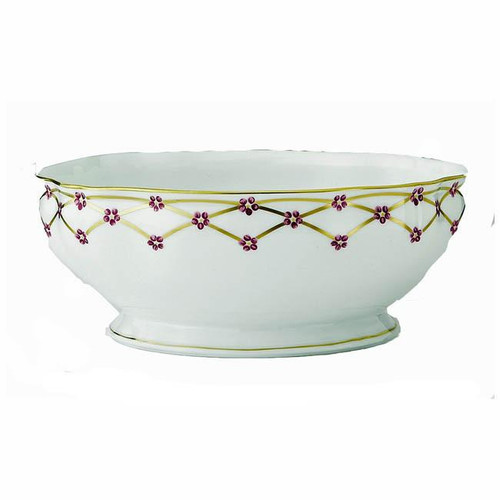 Elizabeth Salad Bowl by R Haviland and C Parlon