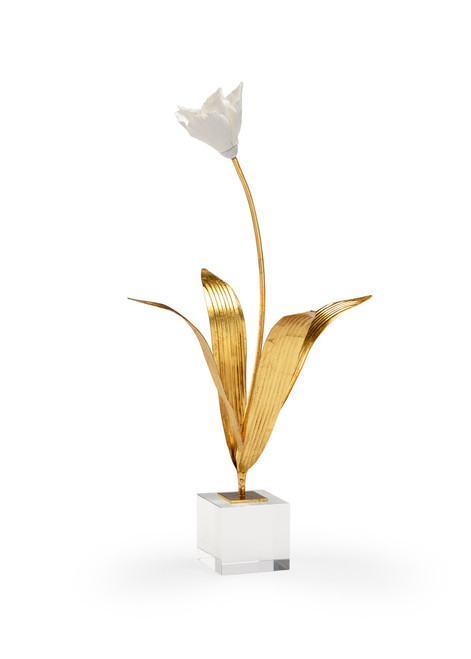 Small Tulip On Stand