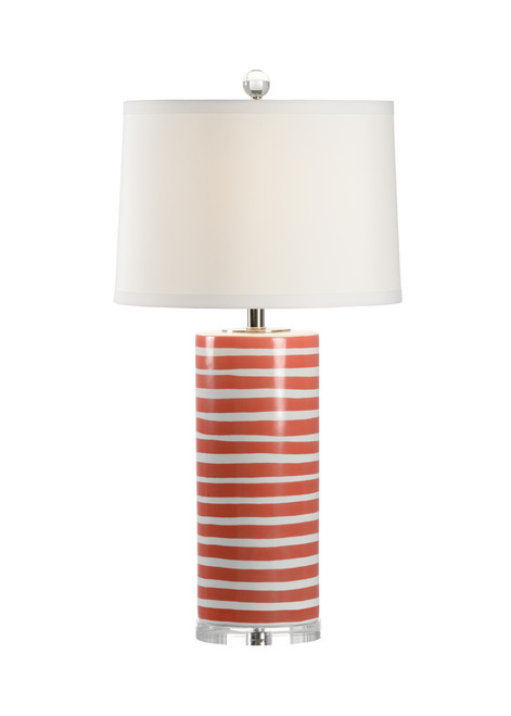 Orange Banded Lamp