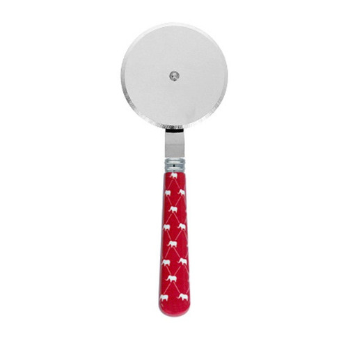 Red Dumbo Pizza Cutter