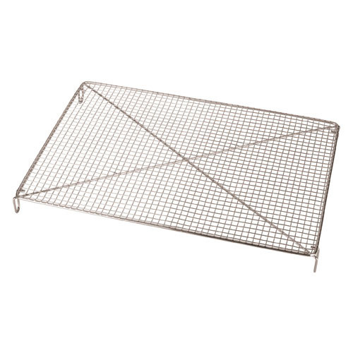 """Cooling Grate, Stainless Steel, 12 1/8"""" x 8 3/4"""""""