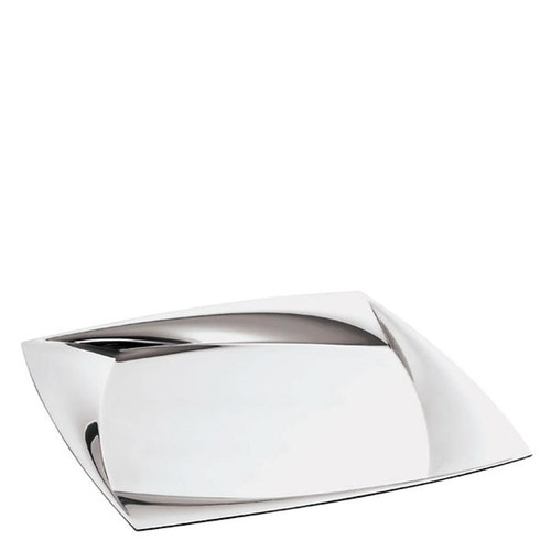 Lucy Stainless Steel Square tray