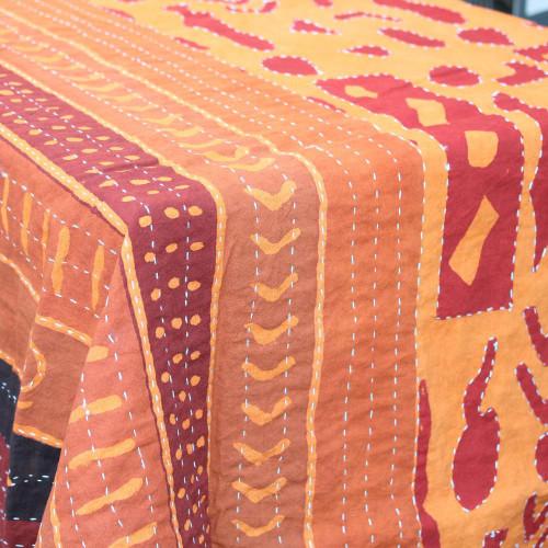 South Seas Quilt, Batik