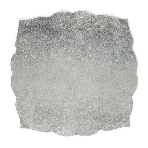 Fez Placemat S/4   Silver