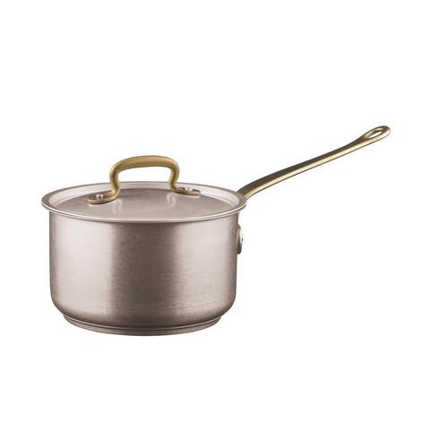 Sambonet Saucepot with Lid, 1 handle, 6.25  inch,