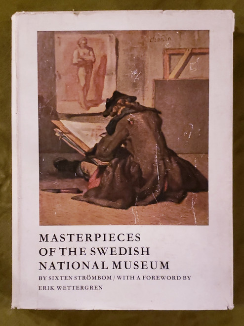 Masterpieces of The Swedish National Museum by Sixten Strombom